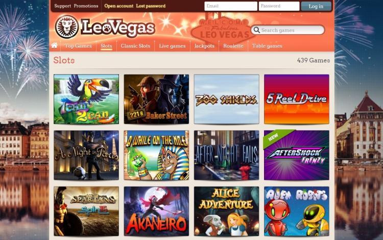 Leo Vegas recensie