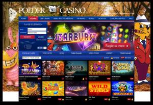 Polder casino spelaanbod