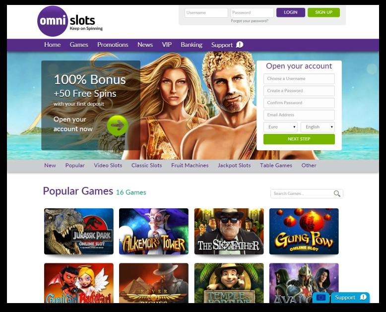Omni Slots casino