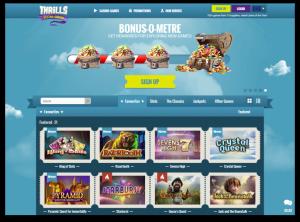 Thrills casino recensie