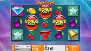 Hot Sync bonus