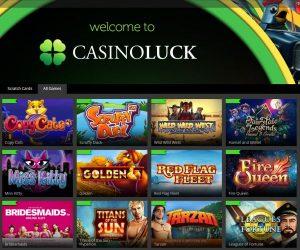 CasinoLuck review