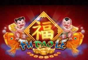 Fu Dao Le gokkast bally