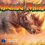 raging-rhino hoge variantie gokkast
