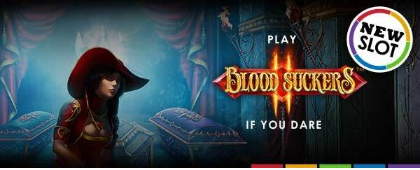 Blood Suckers 2 gratis spins promotie