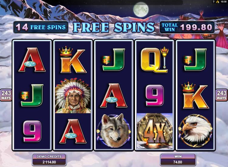 Play slots for fun and free