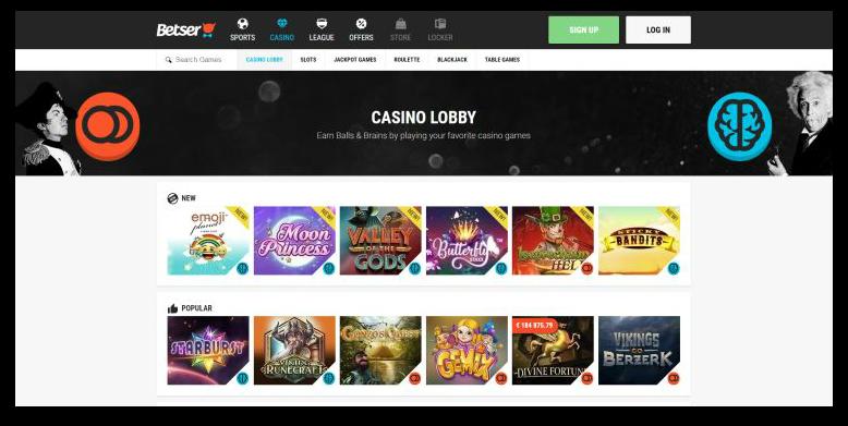 betser casino review