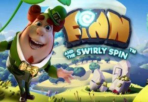 Finn and the Swirly Spin netent